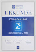 Innovation Award of Zuliefermesse Z